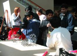 Nanoday at Jackson Science Museum